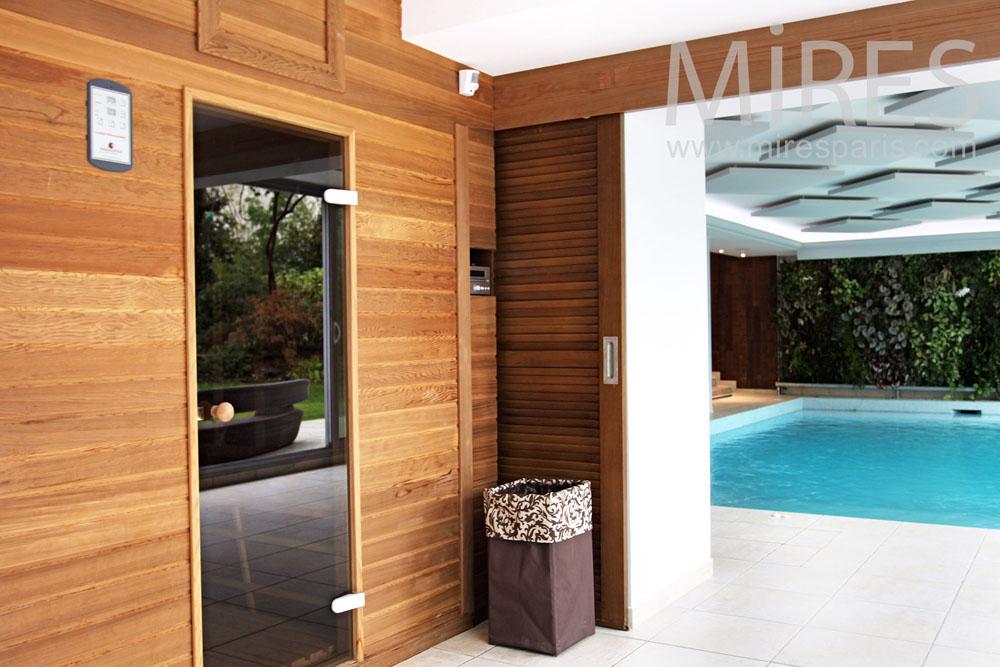 Remise en forme et sauna. C0819
