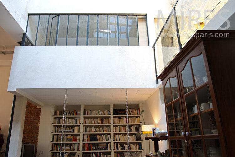 Salon de lecture. C0832