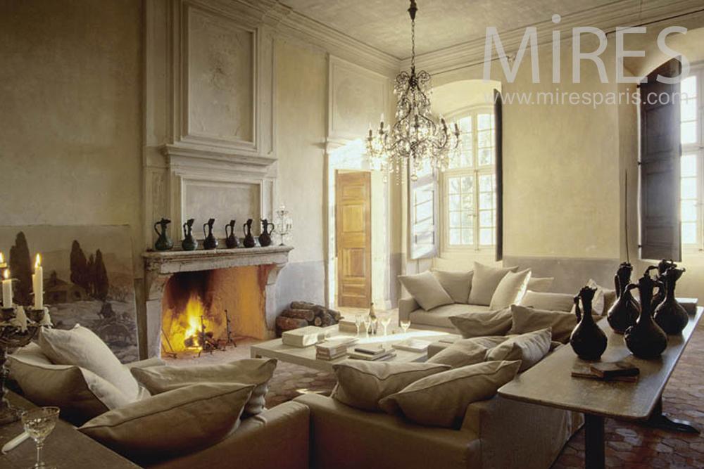 Fireside living-rooms. C0865