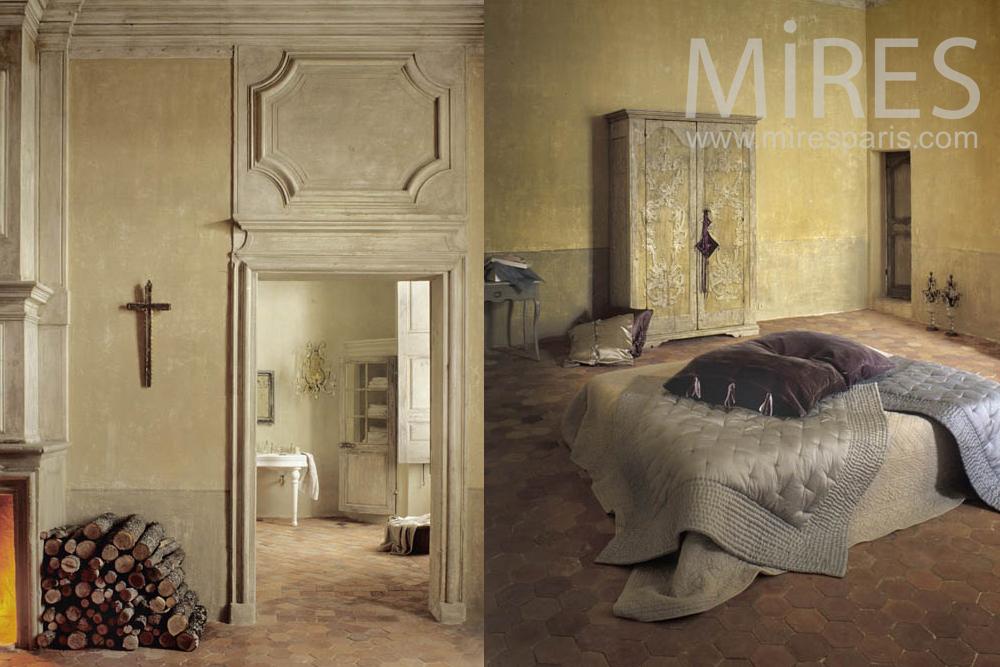 Chambres romantiques. C0865   Mires Paris