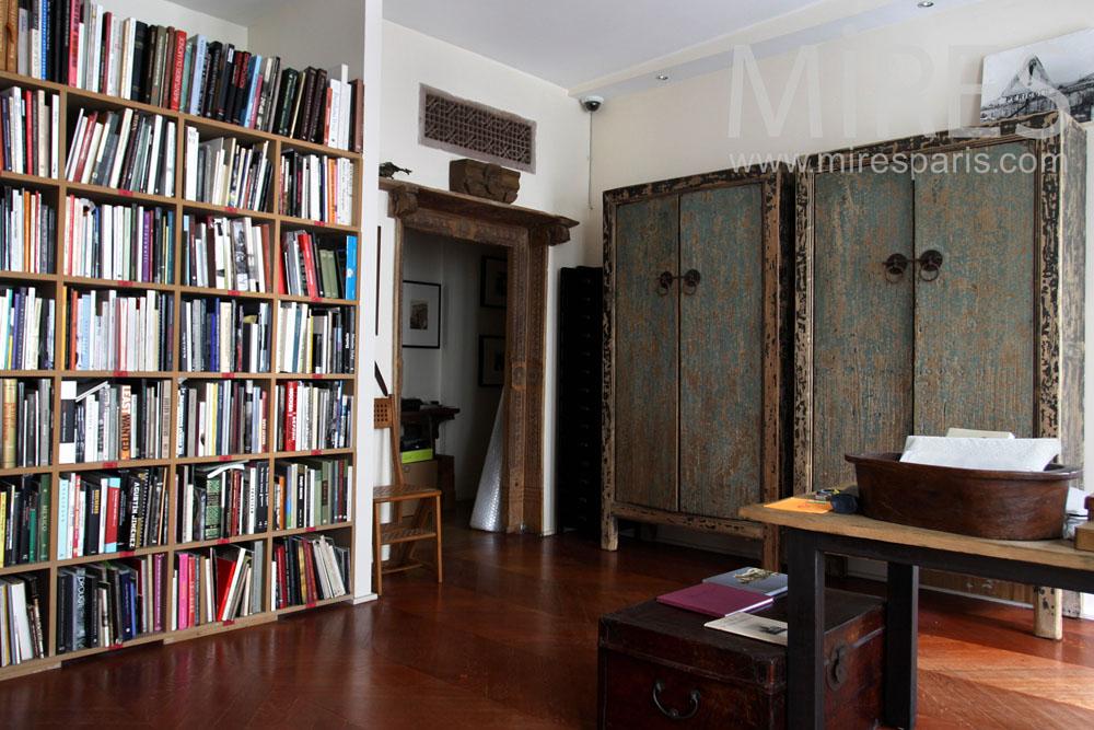 Appartement mélange des influences. C0873