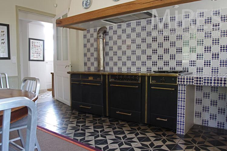 Vintage Kitchen. C0887
