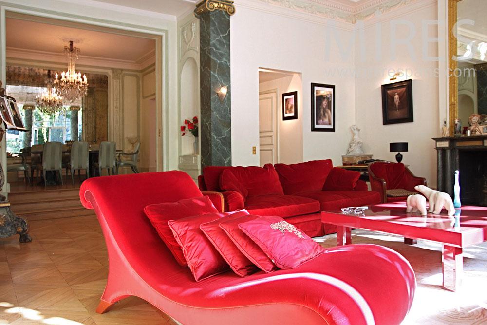 H tel particulier avec petit cour int rieur dans la nature - Interieur appartement original et ultra moderne a paris ...