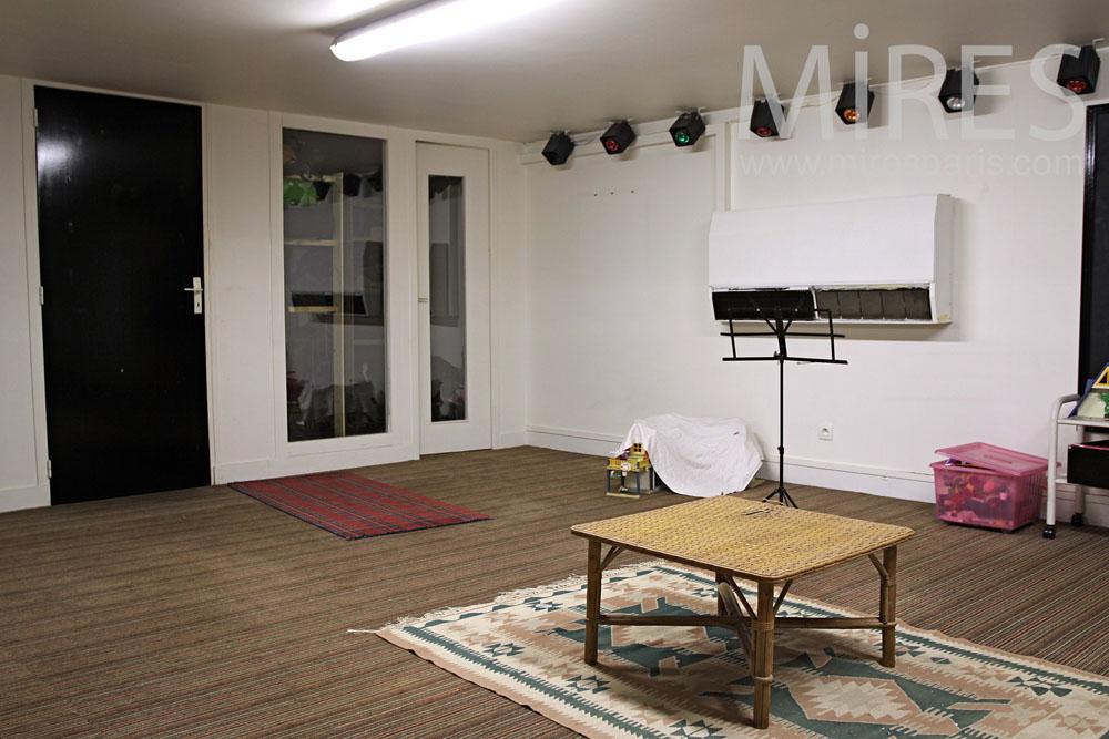 discoth que au sous sol c0928 mires paris. Black Bedroom Furniture Sets. Home Design Ideas
