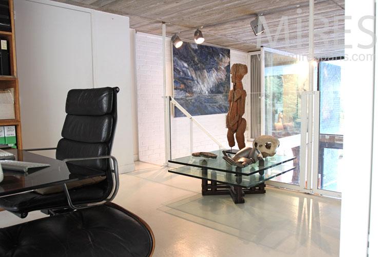 Mezzanine exhibition. C0931