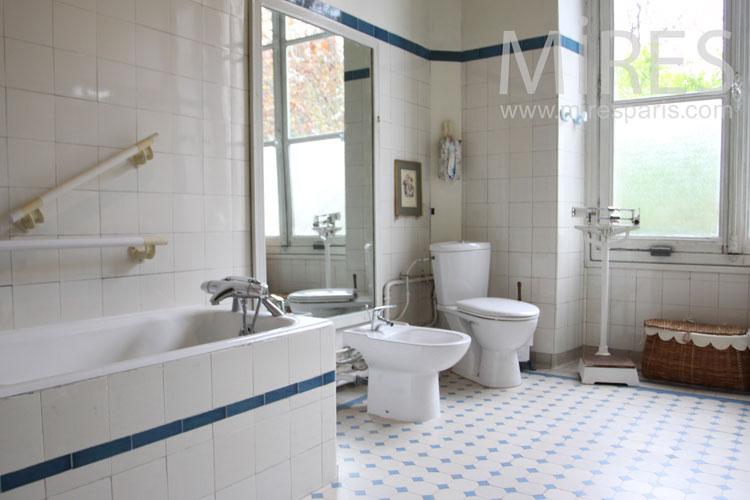 double lavabo l ancienne c0944 mires paris. Black Bedroom Furniture Sets. Home Design Ideas