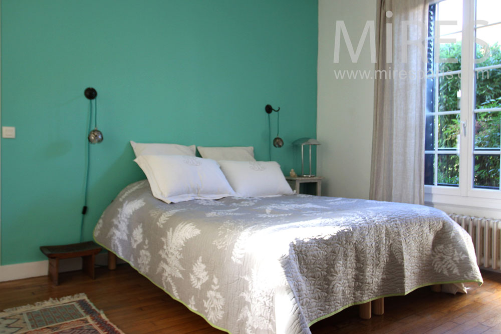 deco chambre turquoise gris cool dcoration deco chambre turquoise gris montpellier sous inoui. Black Bedroom Furniture Sets. Home Design Ideas