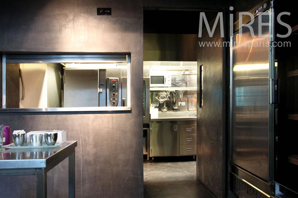Cuisine Metal Passe Plat C0962 Mires Paris
