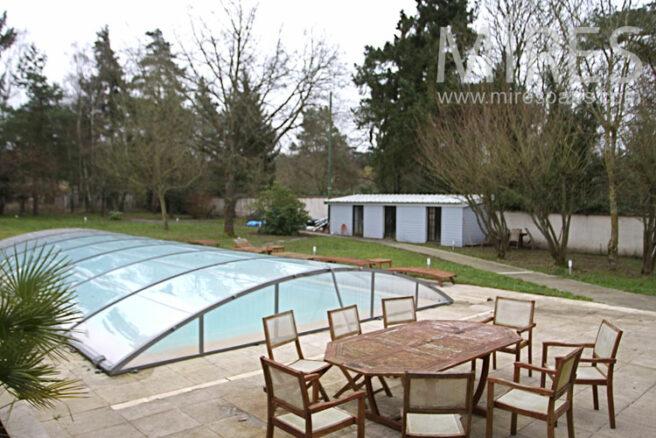 Au bar de la piscine c0967 mires paris for Bar la piscine paris 18