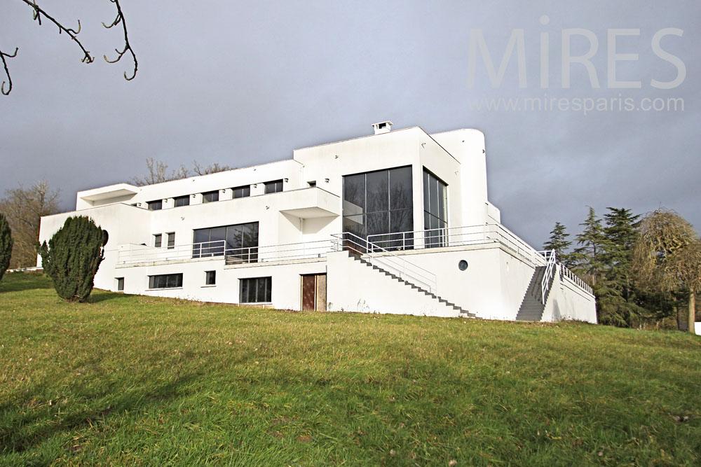Ann es 60 70 80 mires paris - Architecture des annees 80 ...