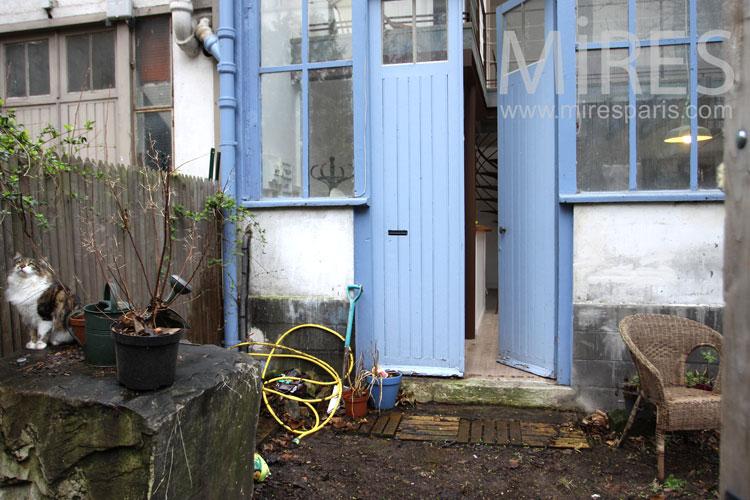 Petit atelier rénové. C0976
