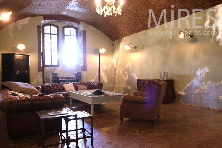 salon anglais pour fant me cossais c0981 mires paris. Black Bedroom Furniture Sets. Home Design Ideas