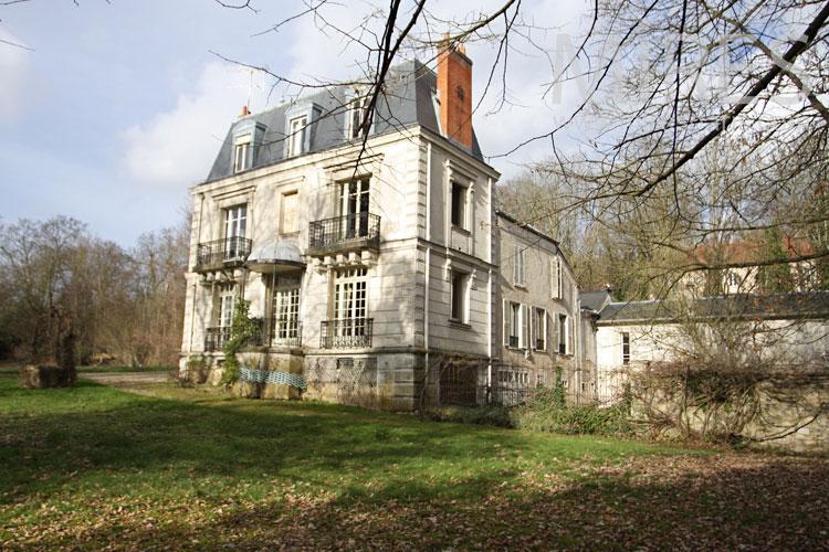 Maison bourgeoise de campagne. C0985