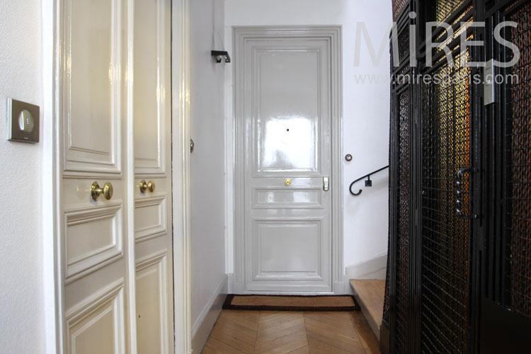Appartement du très chic parisien. C0988