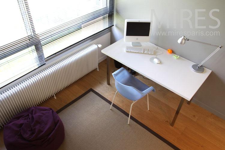 Office and mezzanine. C0991