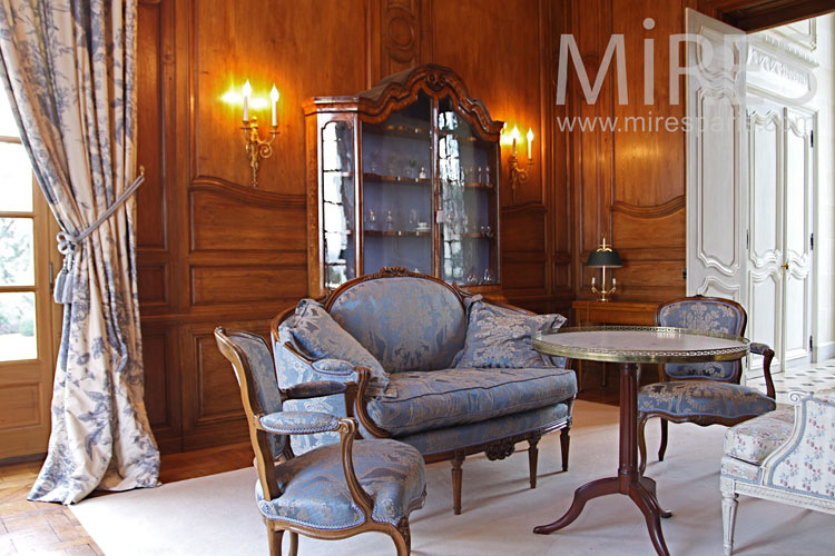 grand salon moderne et classique c0998 mires paris. Black Bedroom Furniture Sets. Home Design Ideas