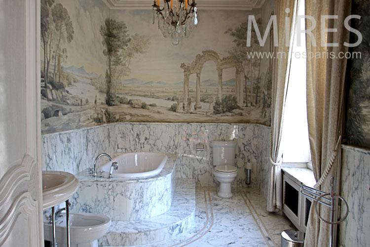 Salle de bains mires paris for Accessoires salle de bain paris 16