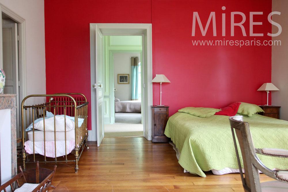 Chambre pour petite famille. C1028