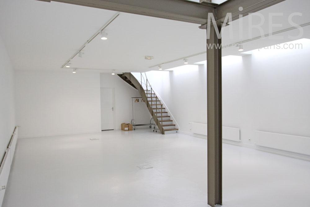 Basement space. C1034