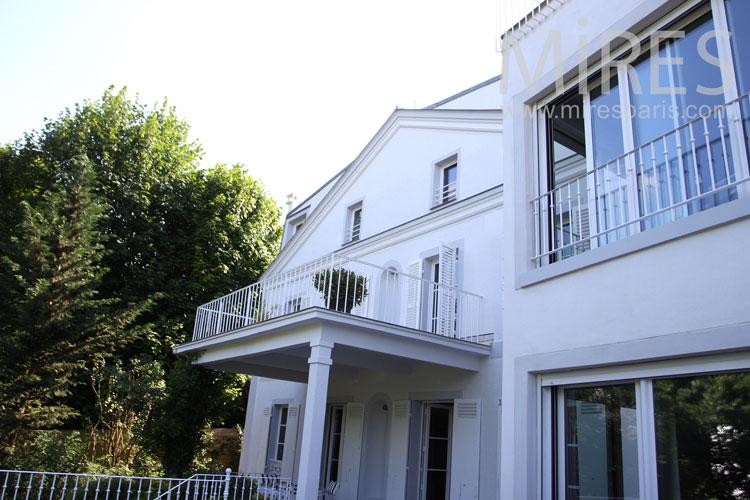 La maison blanche. C1036
