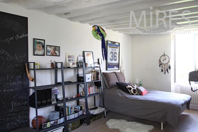 Teenager bedroom. C1057