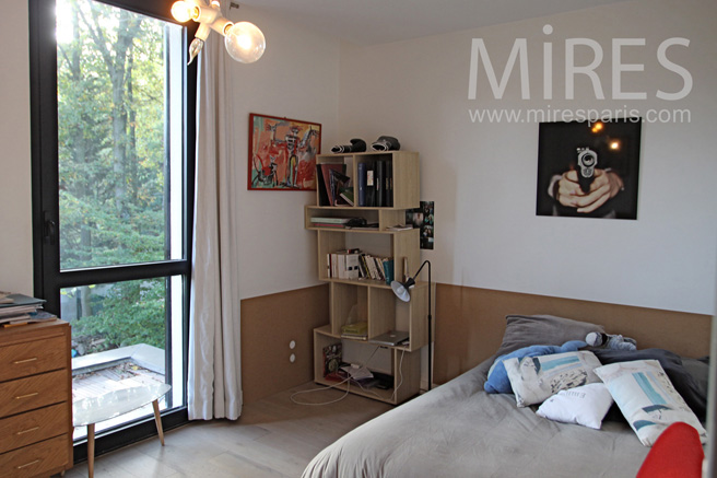 Bedrooms for young people. C1097