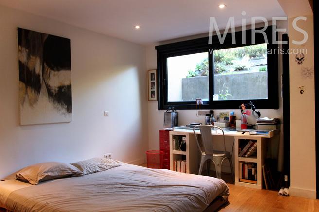 Student bedroom. C1097