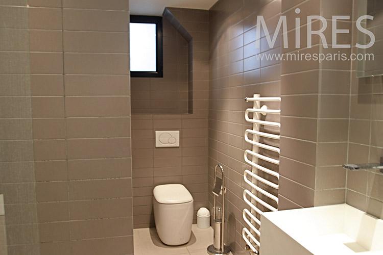 Salle de bain 1930 des id es novatrices sur la for Carrelage 1930