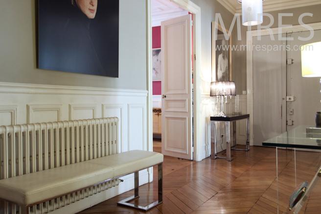 couloir mon beau couloir c1162 mires paris. Black Bedroom Furniture Sets. Home Design Ideas