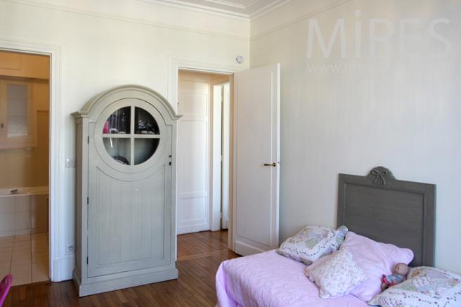 Une mini-suite avec balcon pour Mademoiselle. C1169