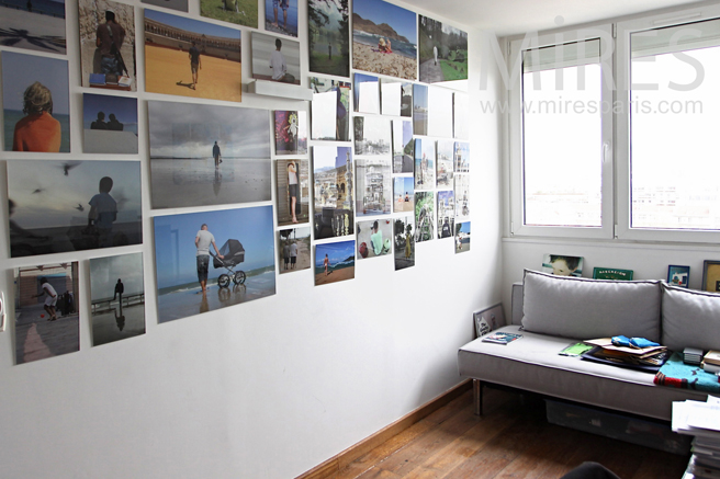 Deux petits bureaux modernes c mires paris