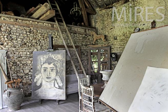 Artist workshop. C0131