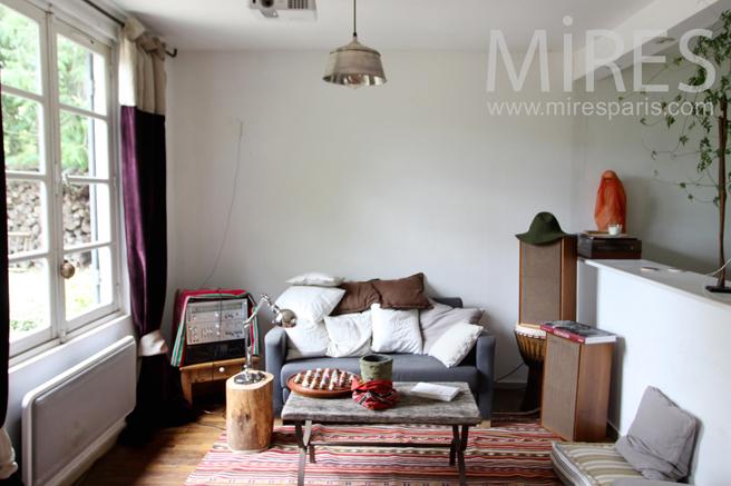 Petit salon. C0131