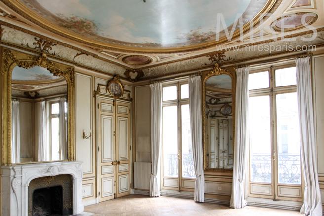 Gardian room. C1195