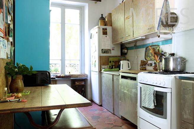 Cuisine mires paris for Petite cuisine pratique
