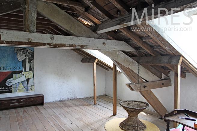 Space attic. C1215