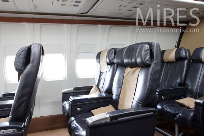 Voyage d'affaires en avion. C1239