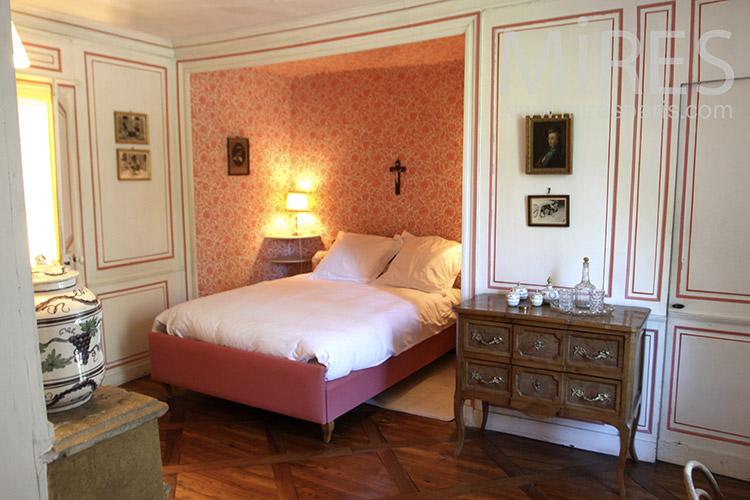 Chambre en alcove. C1249 | Mires Paris
