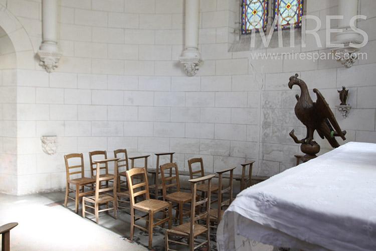 Chapelle blanche. C1249