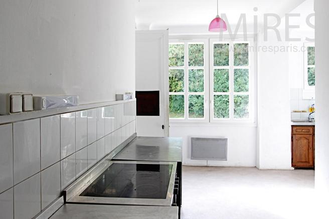 New kitchen. C1251