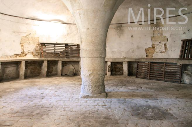 Good temperature cellar. C1265