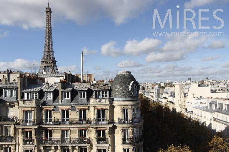 Ici c'est Paris. C1271