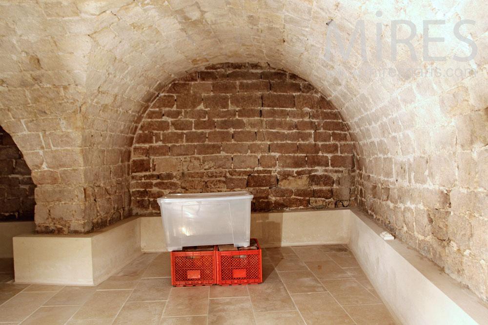 Wine cellar in the future. C1284