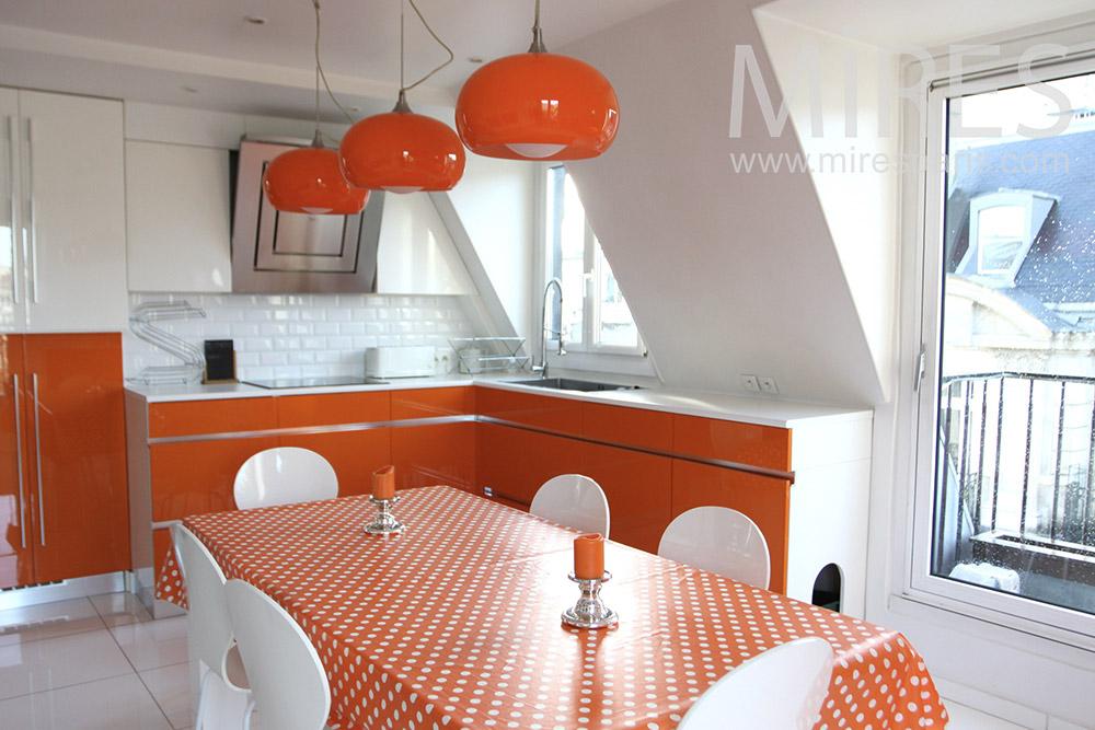 Cuisine colorée. C1287   Mires Paris