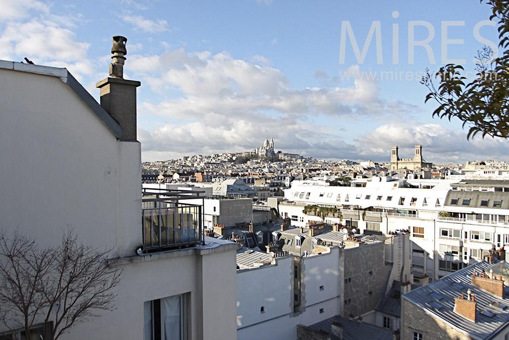 Terrasse Romantique Rome : Terrasse romantique C0102 Mires Paris