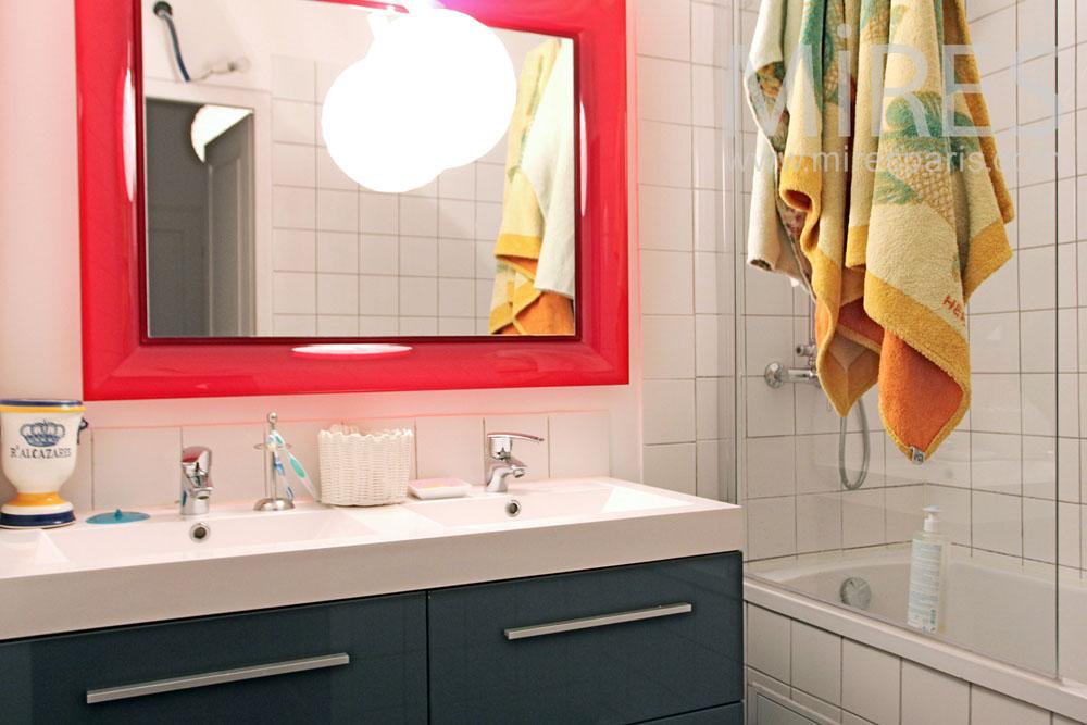 Salle de bains. C1291