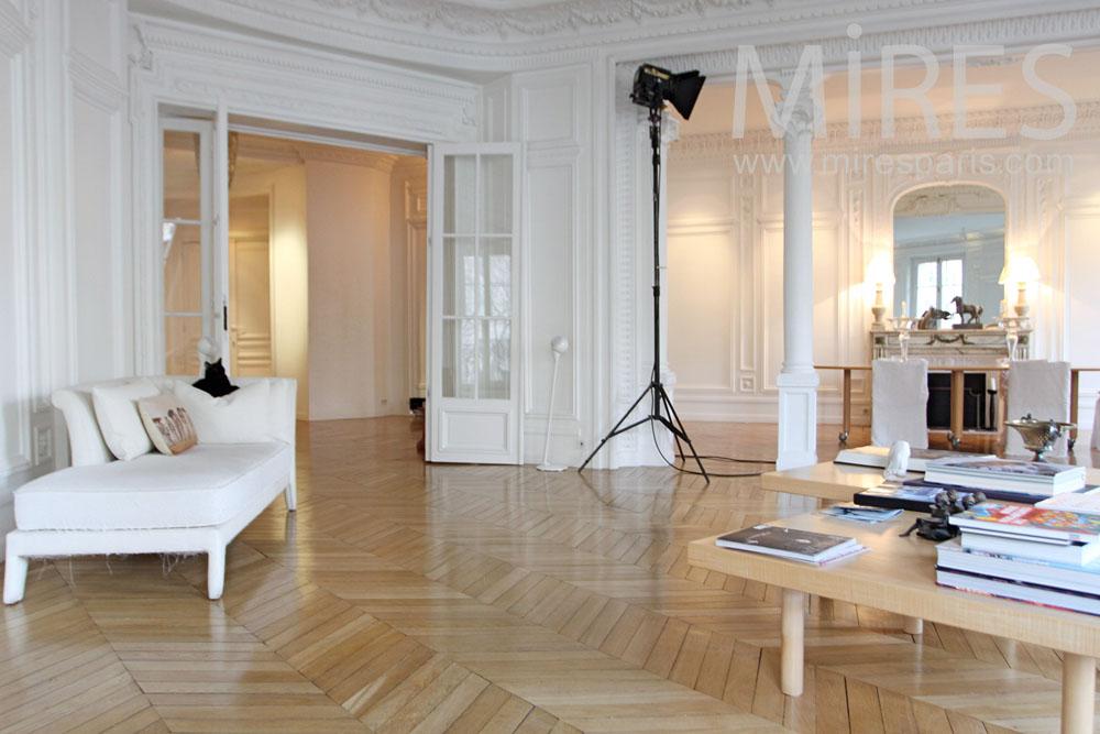 Grand salon contemporain c1292 mires paris - Salon art contemporain paris ...