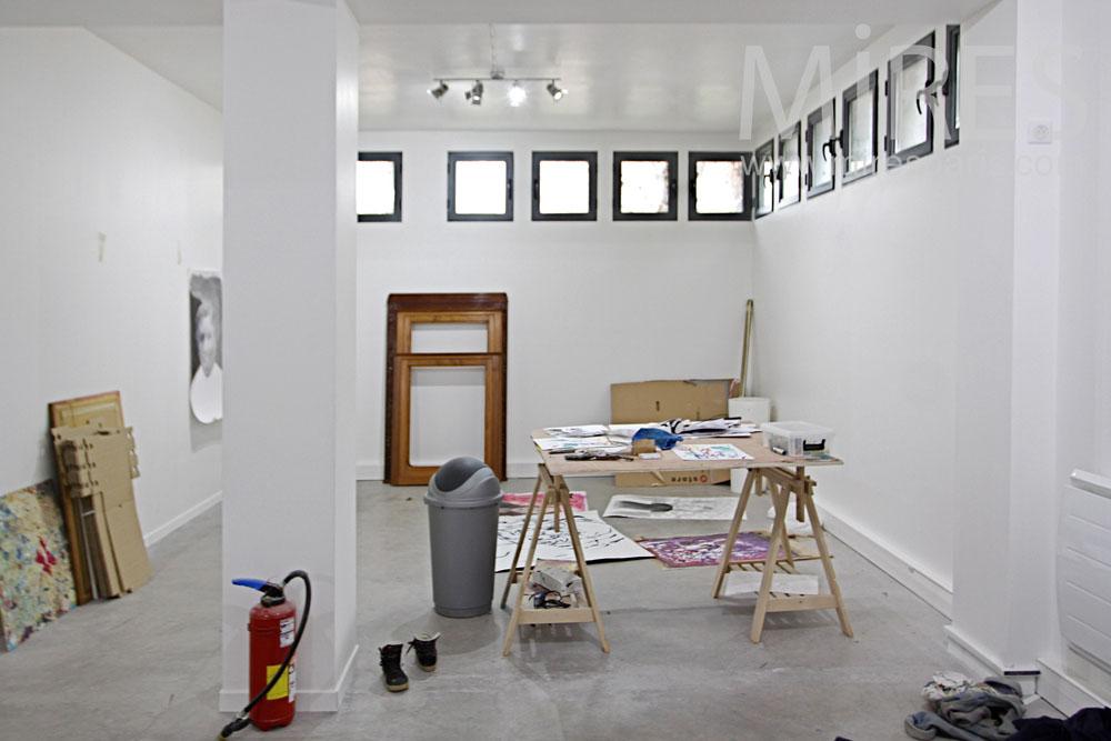 bureau d artiste c1297 mires paris. Black Bedroom Furniture Sets. Home Design Ideas