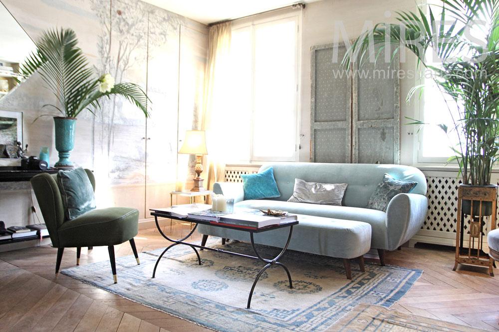 Spring lounge. C1301