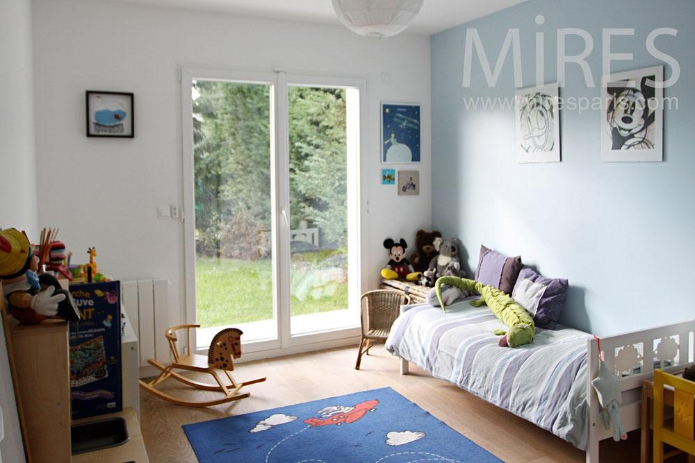On the garden kid bedroom. C1306